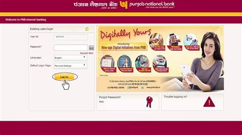 online reset pnb transaction password pnb net banking online registration password reset
