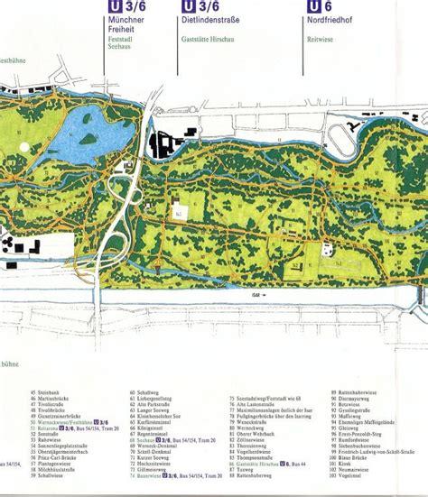 Englischer Garten München Plan by Ein Erfinder Und Seine Pl 228 Ne