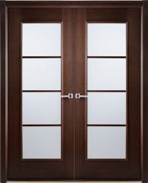 The Different Interior Double Doors Designs And Types Types Of Closet Doors