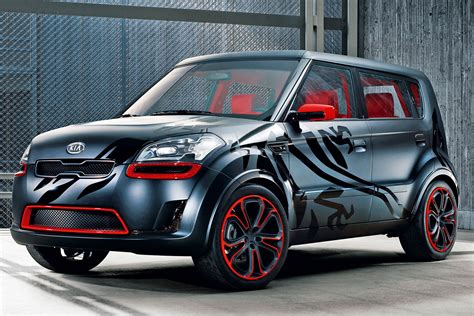 Modded Kia Soul Lotus Adds Soul To All New Kia Auto Express
