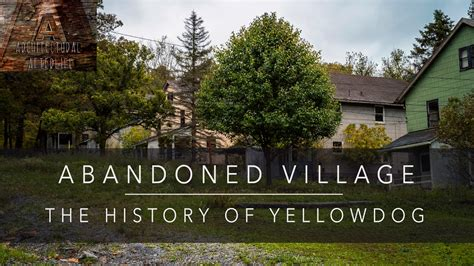 yellow pa abandoned the history of yellow pennsylvania