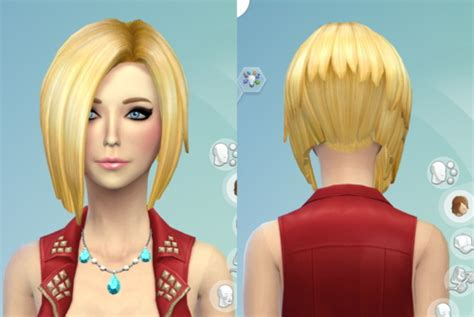 hairstyles download sims 4 darkiie sims 4 19 non default hair recolors sims 4
