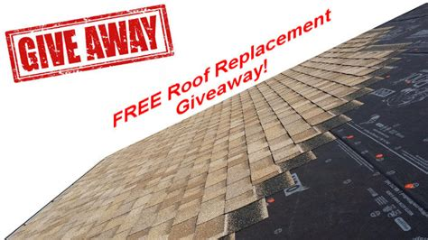 Free Roof Giveaway - home garden show lexington ky april 1 3 2016 win a free roof