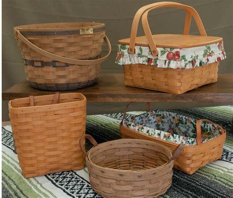 longaberger baskets longaberger baskets elite repeat serving stillwater