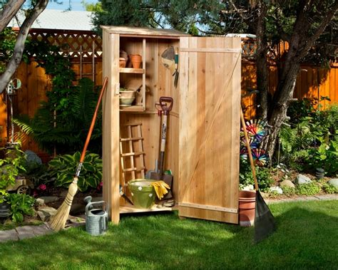 Small Garden Storage Ideas Garden Storage Ideas How To Keep The Outdoor Space Organized Deavita