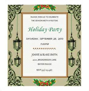 Invitations Templates Word by 50 Microsoft Invitation Templates Free Sles