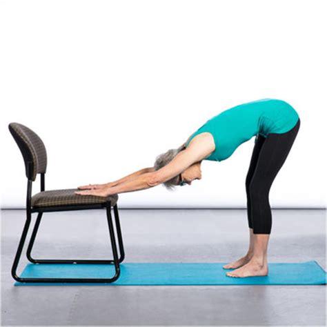 armchair yoga for seniors 7 chair yoga poses for better balance