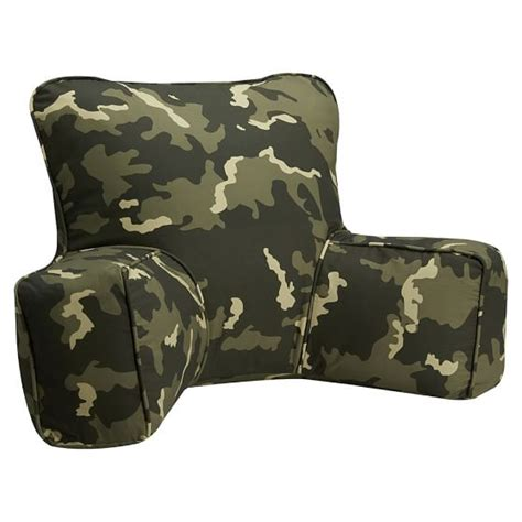 lounge pillow cover camo lounge around boys pillow pottery barn