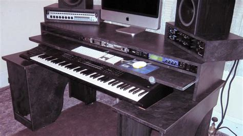 computer desk for home studio home recording studio desk design www pixshark com