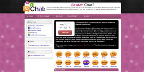 chat rooms 13 13 best free senior chat rooms for 40 50 60 70