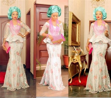 aso ebi wedding digest colorful trendy stylish ultra lovely aso ebi styles