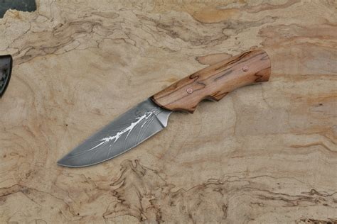 bird and trout knives bird and trout knife spalted maple