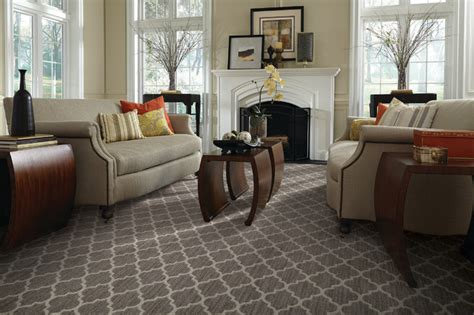 Living Room Flooring Trends by Residential Carpet Trends Traditional Living Room