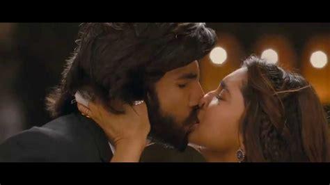 deepika padukone total movies deepika padukone all kissing scene from ramleela youtube