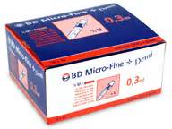 Cnk A 813 bd diabetes bd producten insulinespuiten bd micro