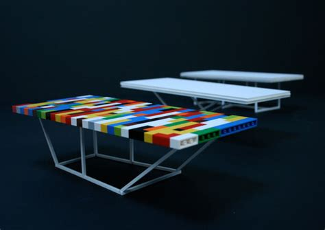 Mini Lego Table by Amazing Lego Table Would Make Even The Most Boring Meeting
