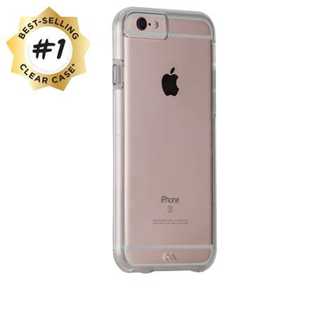 Hp Iphone 6 Transparan clear tough for iphone 6 6s mate