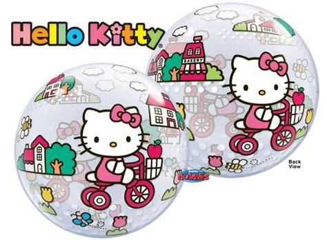Sprei Hellokitty Princess Pink Uk 120 hello pink bike balloon supplies