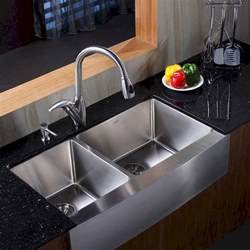 the most efficient solution for a clogged kitchen sink
