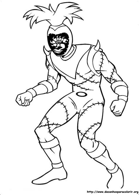 power rangers operation overdrive coloring pages power rangers para colorir