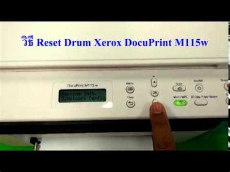 cara reset xerox phaser 3124 thay mực m 225 y in fuji xerox p115w m115w doovi