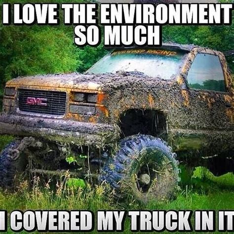 jeep stuck in mud meme at brewer high truck meme image