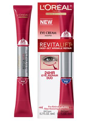 L Oreal Revitalift Eye Lift 301 moved permanently