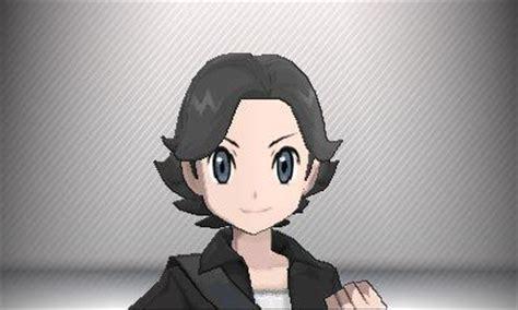 hairstyles girl pokemon x pok 233 mon sun moon character customization pok 233 mon amino