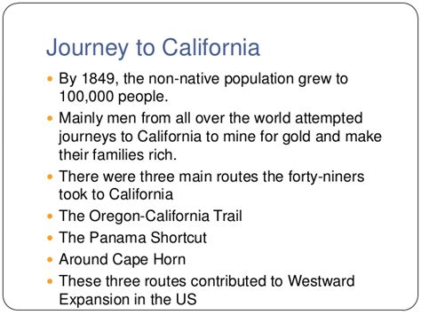 how to get rich on the oregon trail gold rush presentation 1