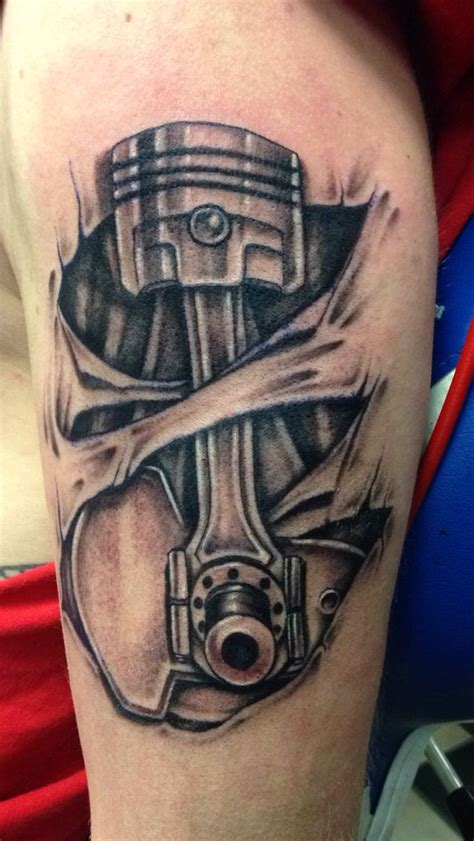 mechanic tattoos piston 80 best images about tattoo prodigy on pinterest pick a