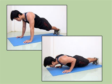 push ups before bed how to do really good pushups 5 steps with pictures