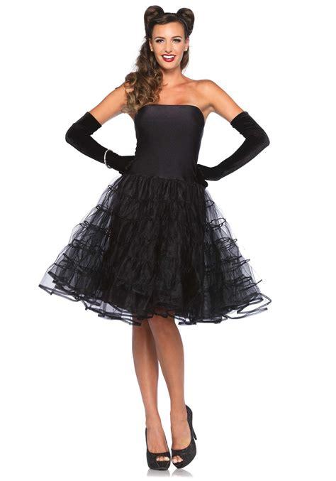 schwarzes swing kleid schwarzes 50er jahre kleid kost 252 m f 252 r damen kost 252 me f 252 r