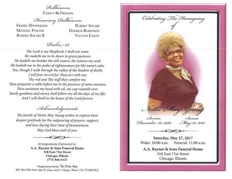 nettie may obituary aa rayner and sons funeral home