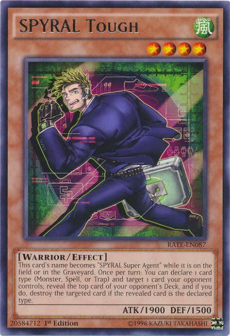 Spyral Mission Recapture Rate En089 gametime cards collectibles