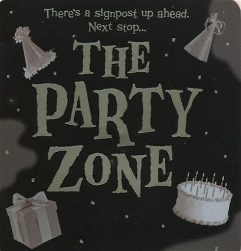 Twilight Zone Birthday Card my in the shadow of the twilight zone tz spotlight