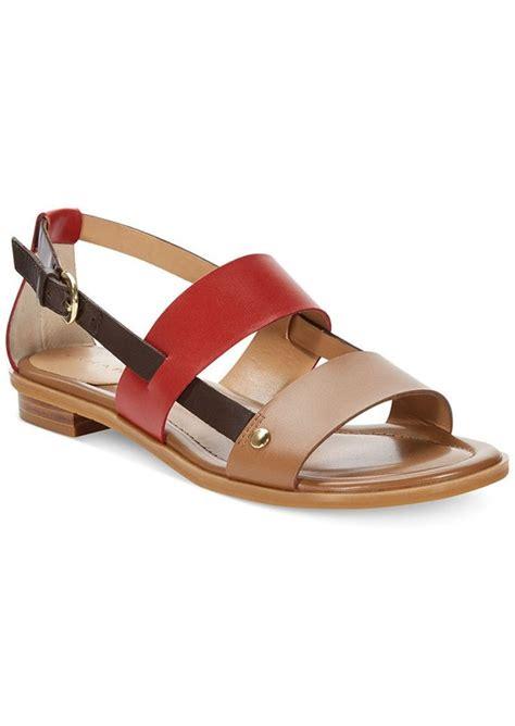 tahari sandals tahari tahari aura flat sandals shoes shop it to me