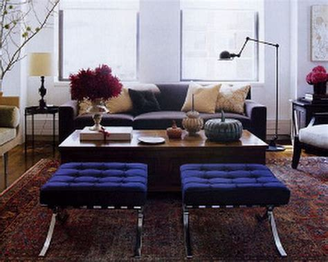 oriental rugs interiors august 2009 modern traditional mix persian carpet knoll barcelona