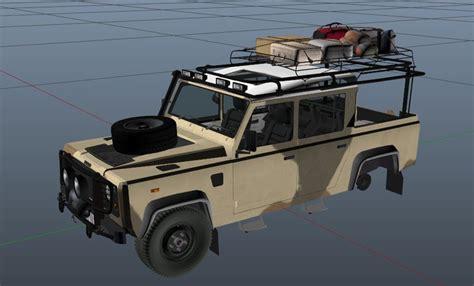 land rover defender inside gta 5 land rover defender 110 mod gtainside