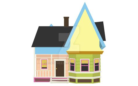 printable picture of up house pixar up house clipart www imgkid com the image kid