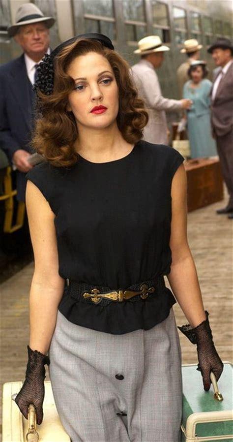 Drew Barrymore As Grey Gardenss Edie by Drew Barrymore Catherine O Hara And Grey Gardens On