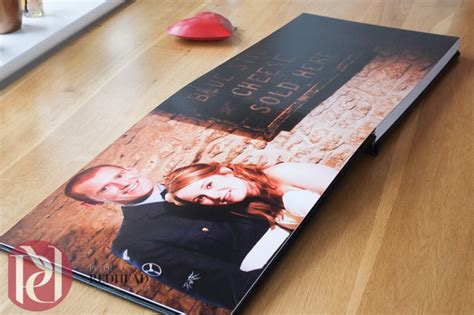 Wedding Album Types by Leather Storybook Wedding Album With Parent Albums