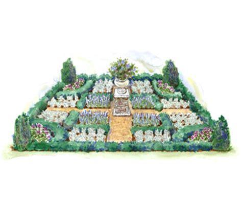 formal garden plans easy care formal garden plan