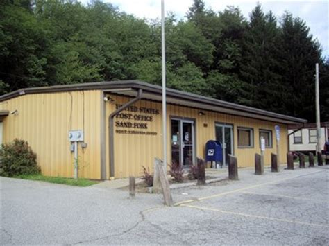 Fork Post Office by Sand Fork Wv 26430 U S Post Offices On Waymarking