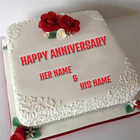 Happy Wedding Wishes Japanese by Write Your Name On Anniversary Cake Picture