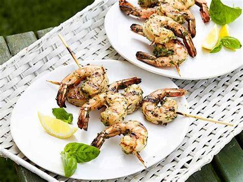 summer reading barefoot contessa parties popsugar food grilled herb shrimp recipe ina garten food network