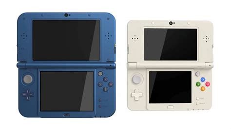 New 3ds Xl 187 new nintendo 3ds new 3ds xl announced