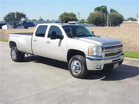 how does cars work 2007 chevrolet silverado 3500 navigation system find used 2007 chevy silverado 3500 ltz 4x4 dually one ton pick up truck in monrovia california