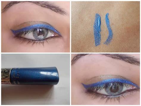 Eyeliner Vov vov glam shine eyeliner navy blue