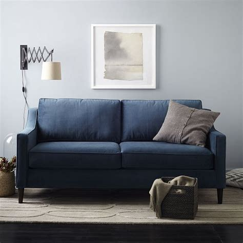 west elm sofa cover 17 best images about loveseats settes and small sofas on