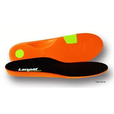 shoe insoles langer bio advanced high density insoles shoeinsoles co uk